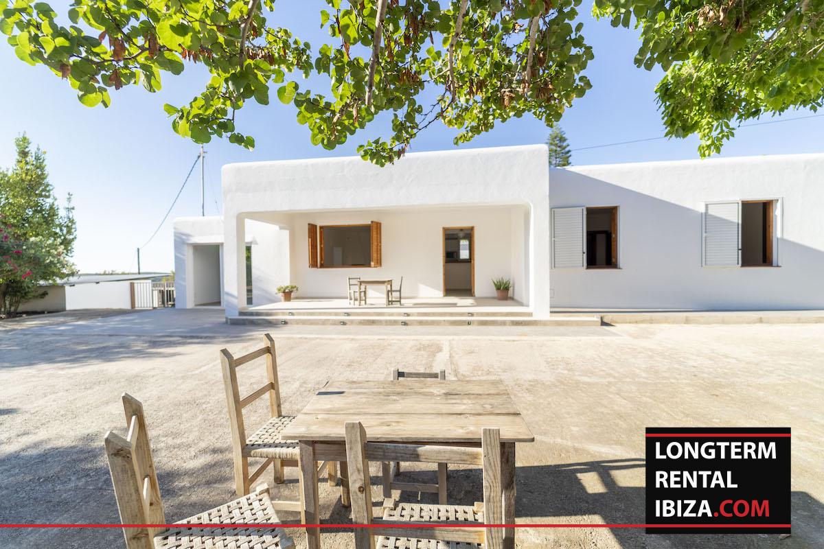 Long term rental ibiza - Farmhouse Mariano