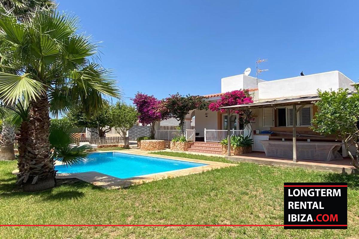 Long term rental ibiza - Villa Alas, French school ibiza, Long term rental, annual rental, ibiza property, ibiza villa, rent to buy