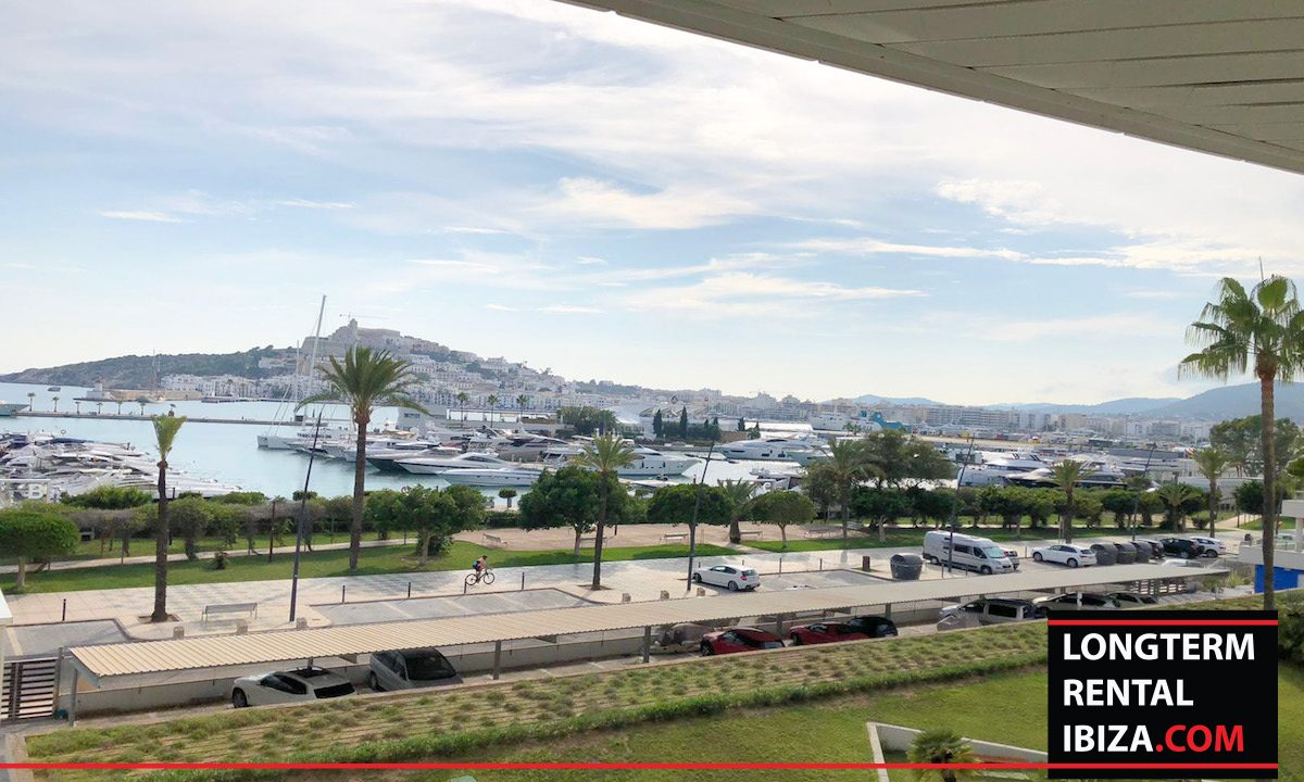 Long term rental Ibiza - Apartment Miramar 1