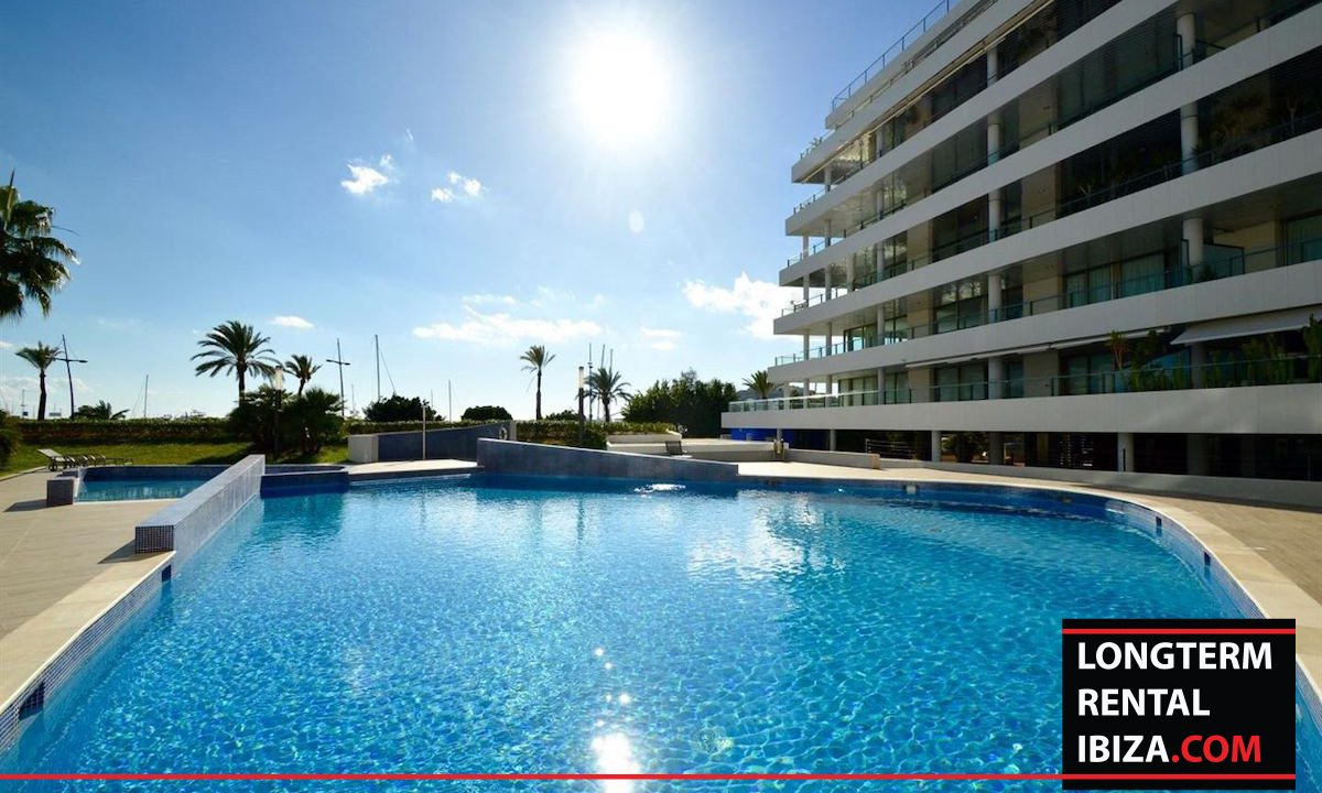 Long term rental Ibiza - Apartment Miramar 10