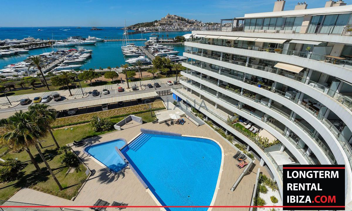 Long term rental Ibiza - Apartment Miramar 12