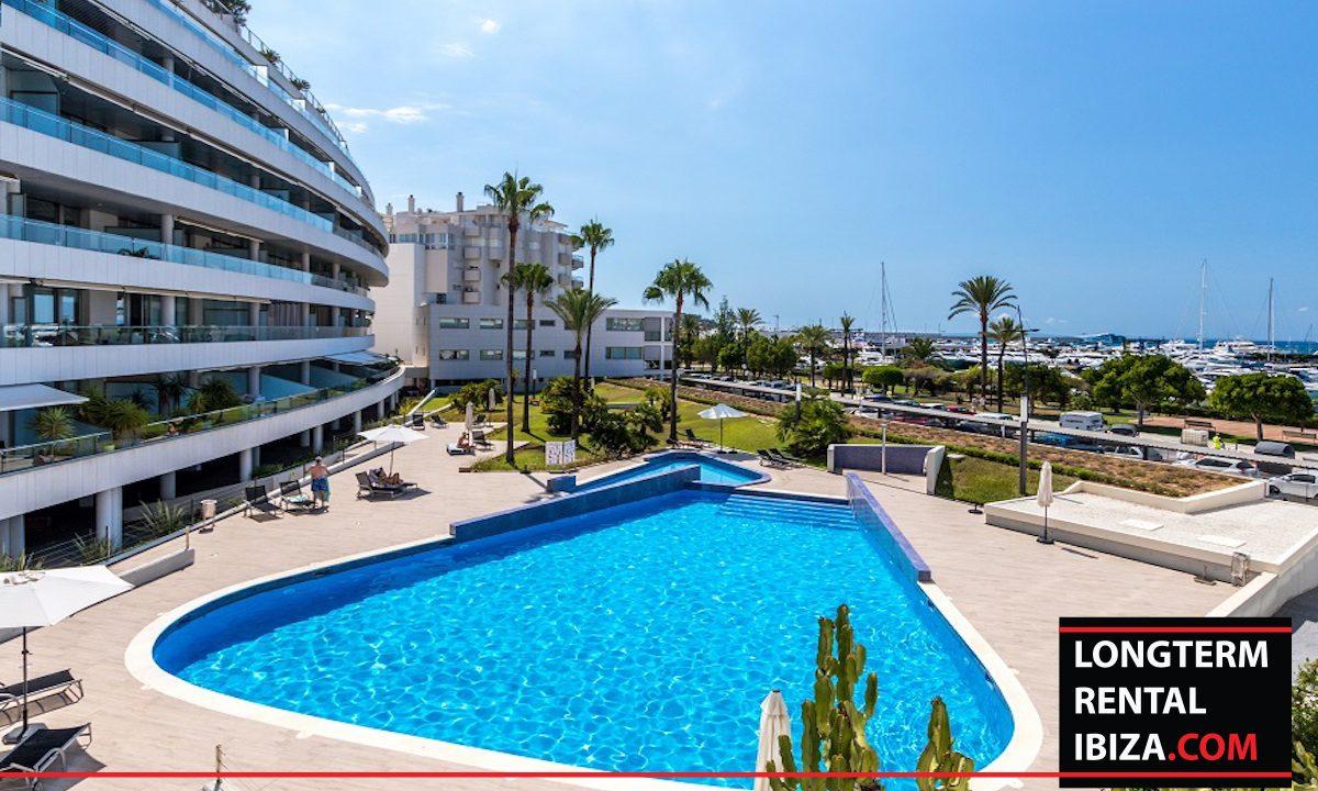 Long term rental Ibiza - Apartment Miramar 13