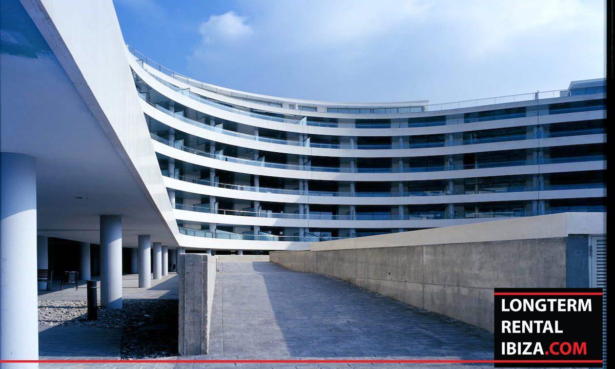 Long term rental Ibiza - Apartment Miramar 2