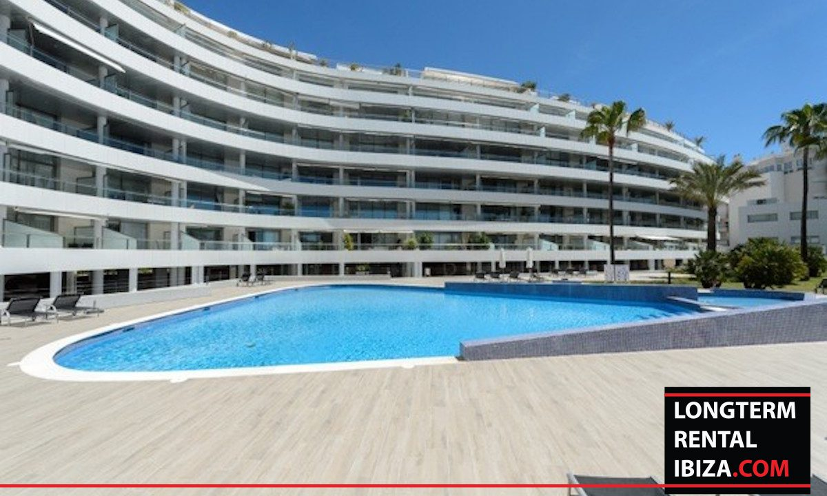 Long term rental Ibiza - Apartment Miramar 4