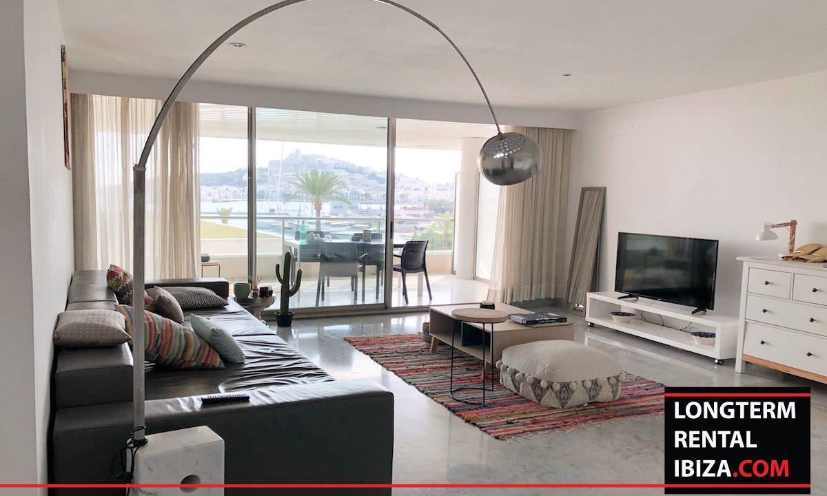 Long term rental Ibiza - Apartment Miramar 6