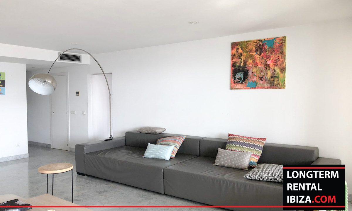 Long term rental Ibiza - Apartment Miramar 7