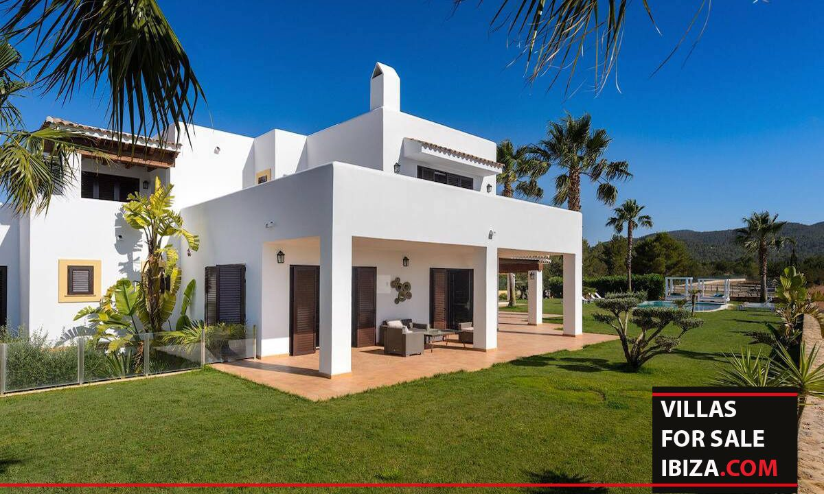 Long term rental Ibiza - Villa Benifinca 29