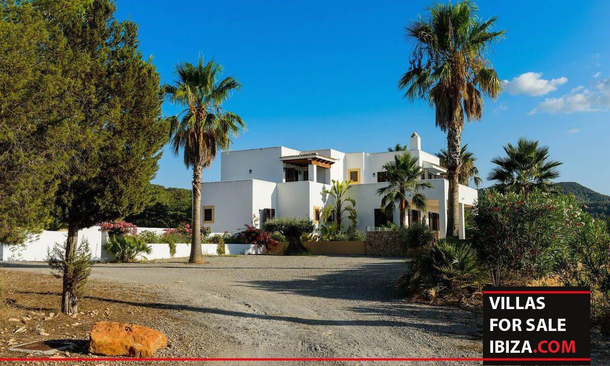 Long term rental Ibiza - Villa Benifinca 3
