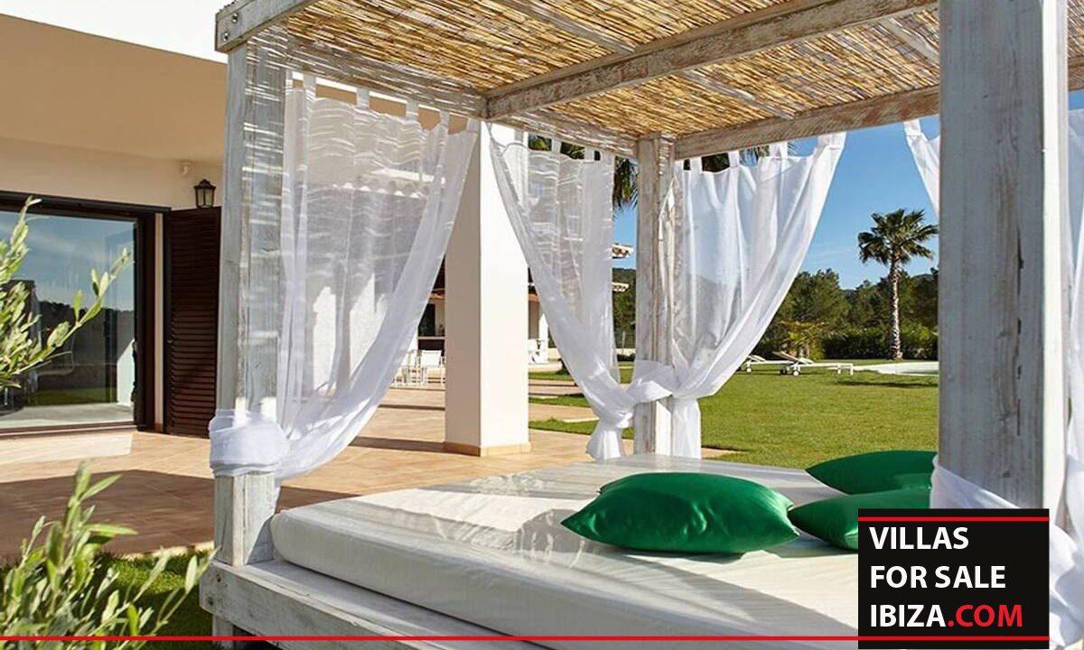 Long term rental Ibiza - Villa Benifinca 7