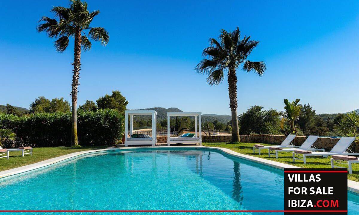 Long term rental Ibiza - Villa Benifinca 8