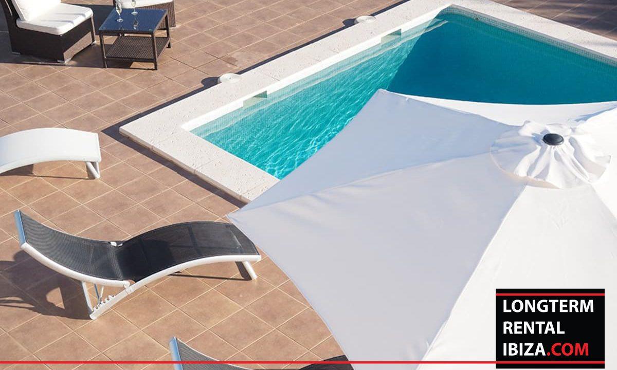 Long term rental Ibiza - Villa Central 10