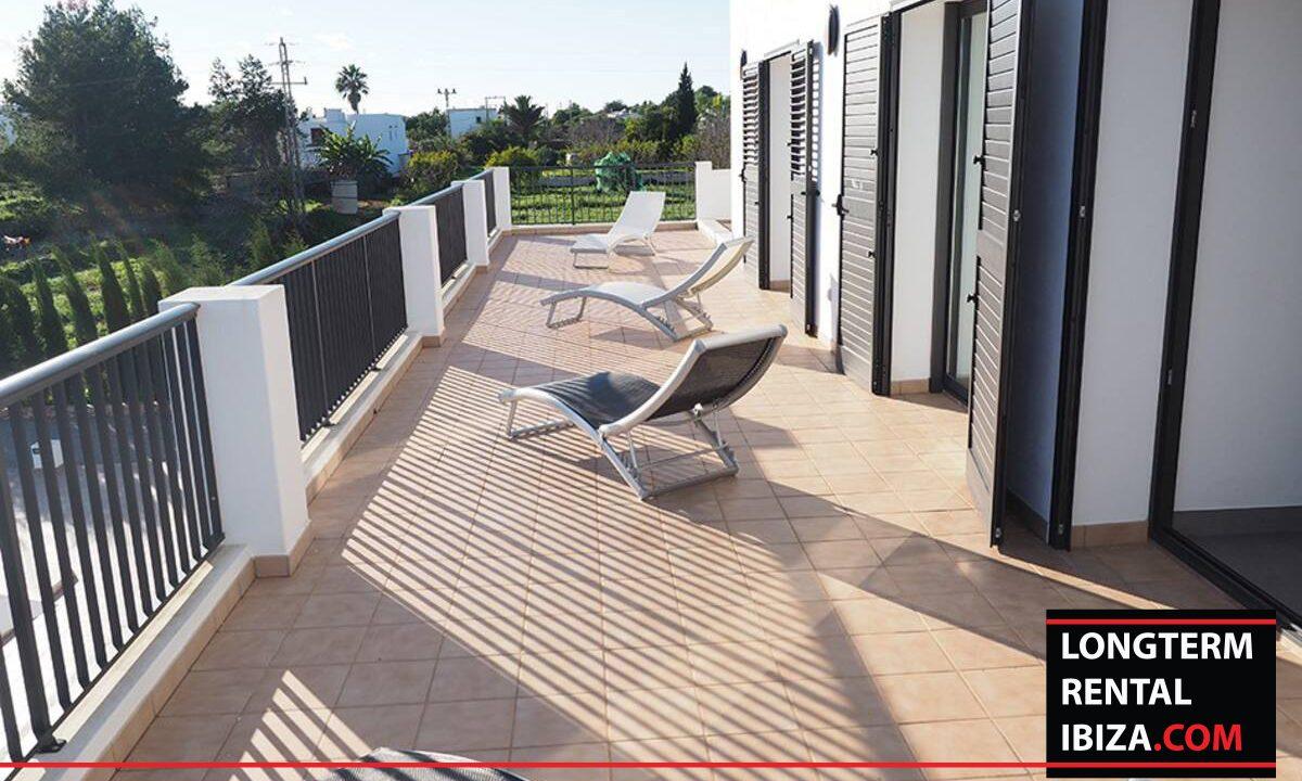 Long term rental Ibiza - Villa Central 11