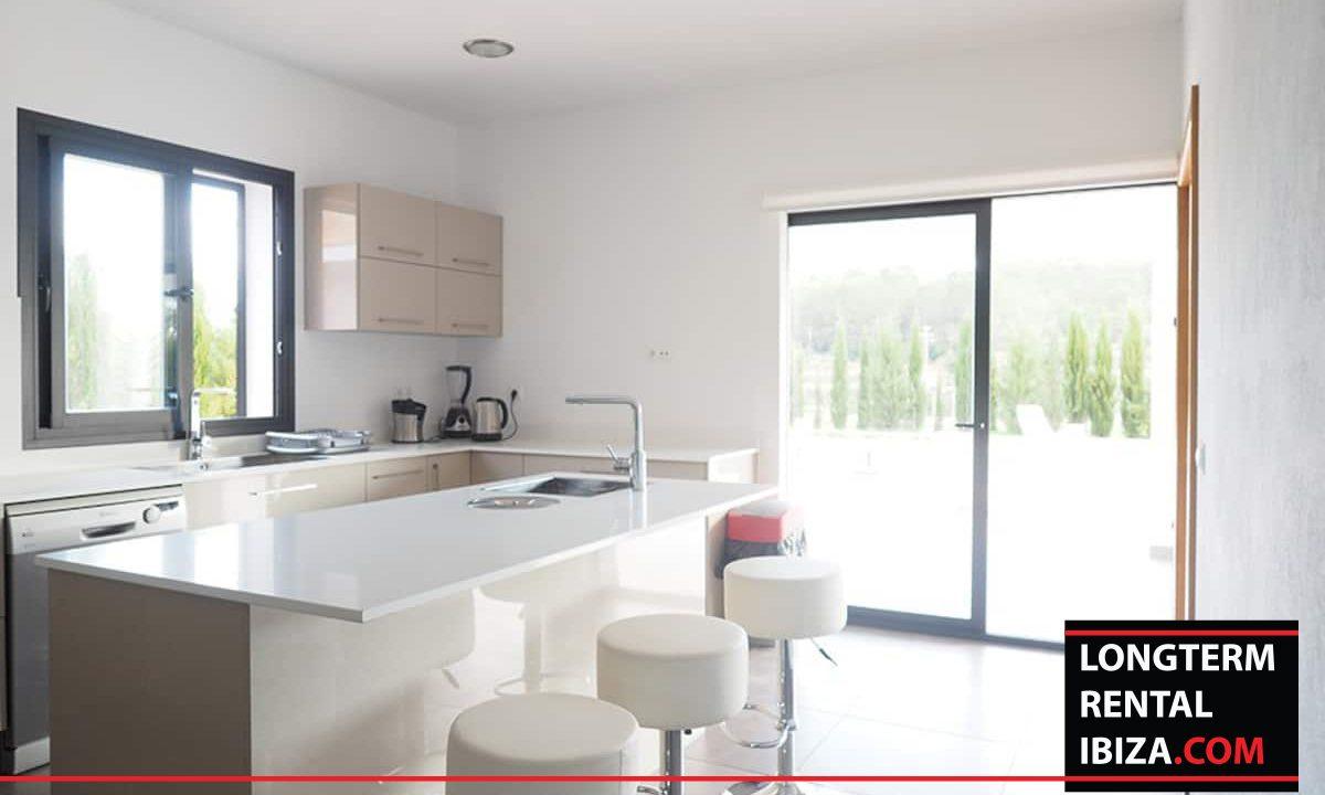 Long term rental Ibiza - Villa Central 13