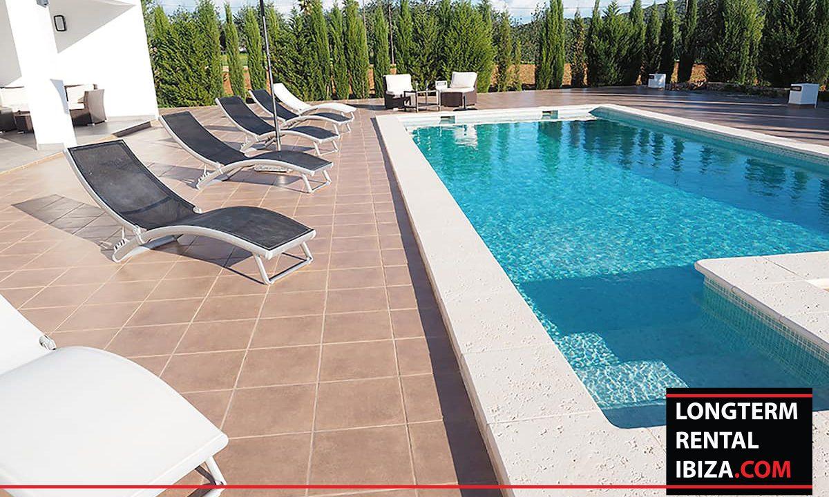 Long term rental Ibiza - Villa Central 14