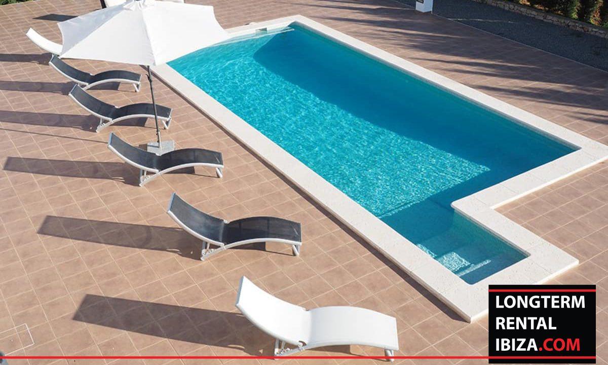 Long term rental Ibiza - Villa Central 18