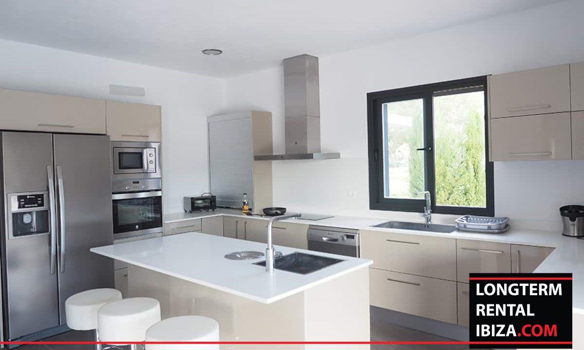 Long term rental Ibiza - Villa Central 2