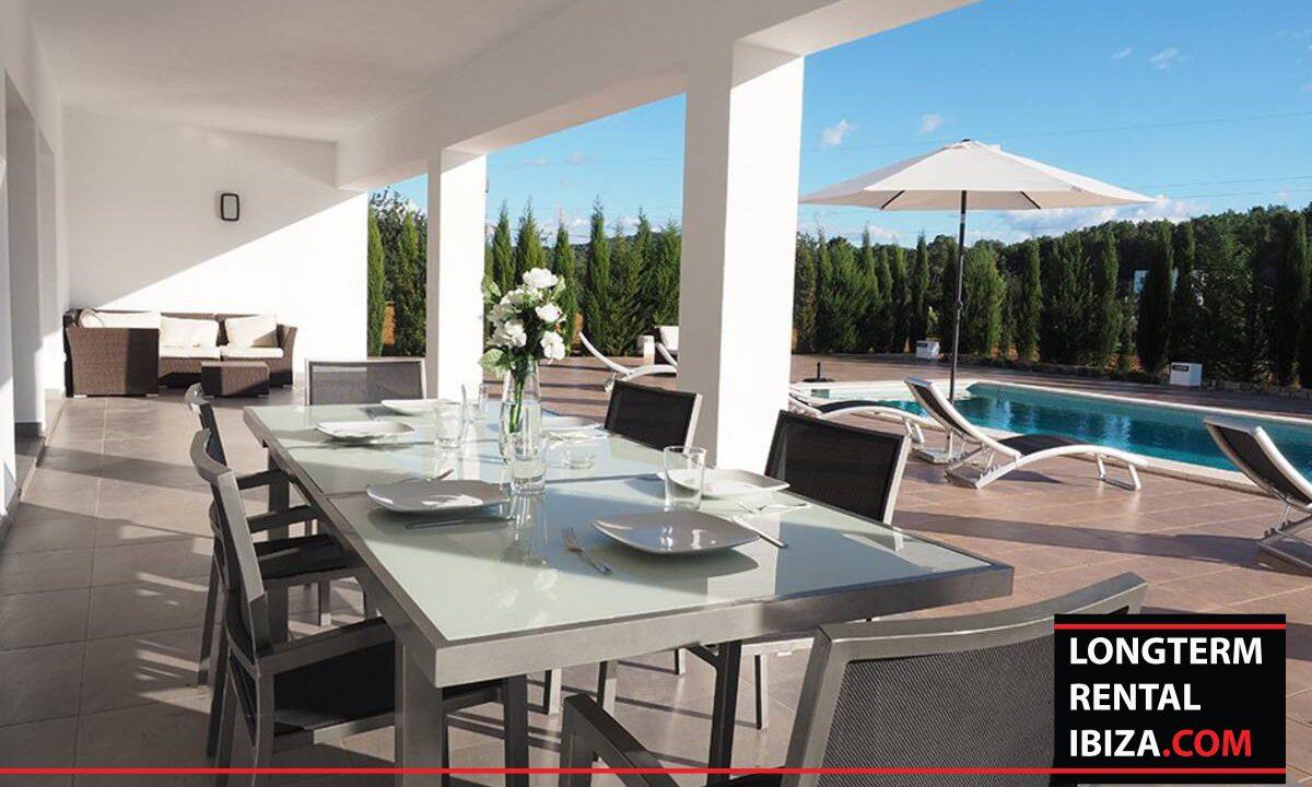 Long term rental Ibiza - Villa Central 21