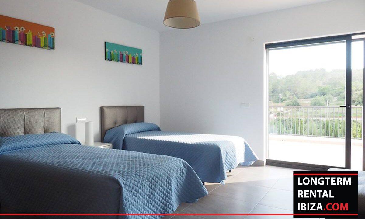 Long term rental Ibiza - Villa Central 22