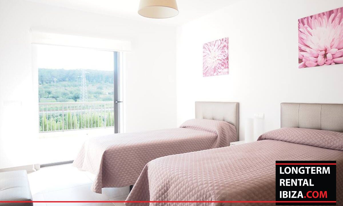 Long term rental Ibiza - Villa Central 23