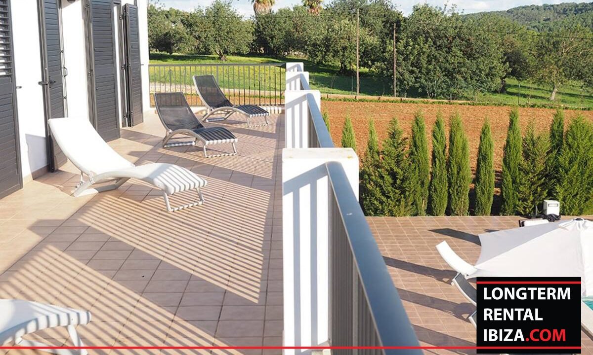 Long term rental Ibiza - Villa Central 26