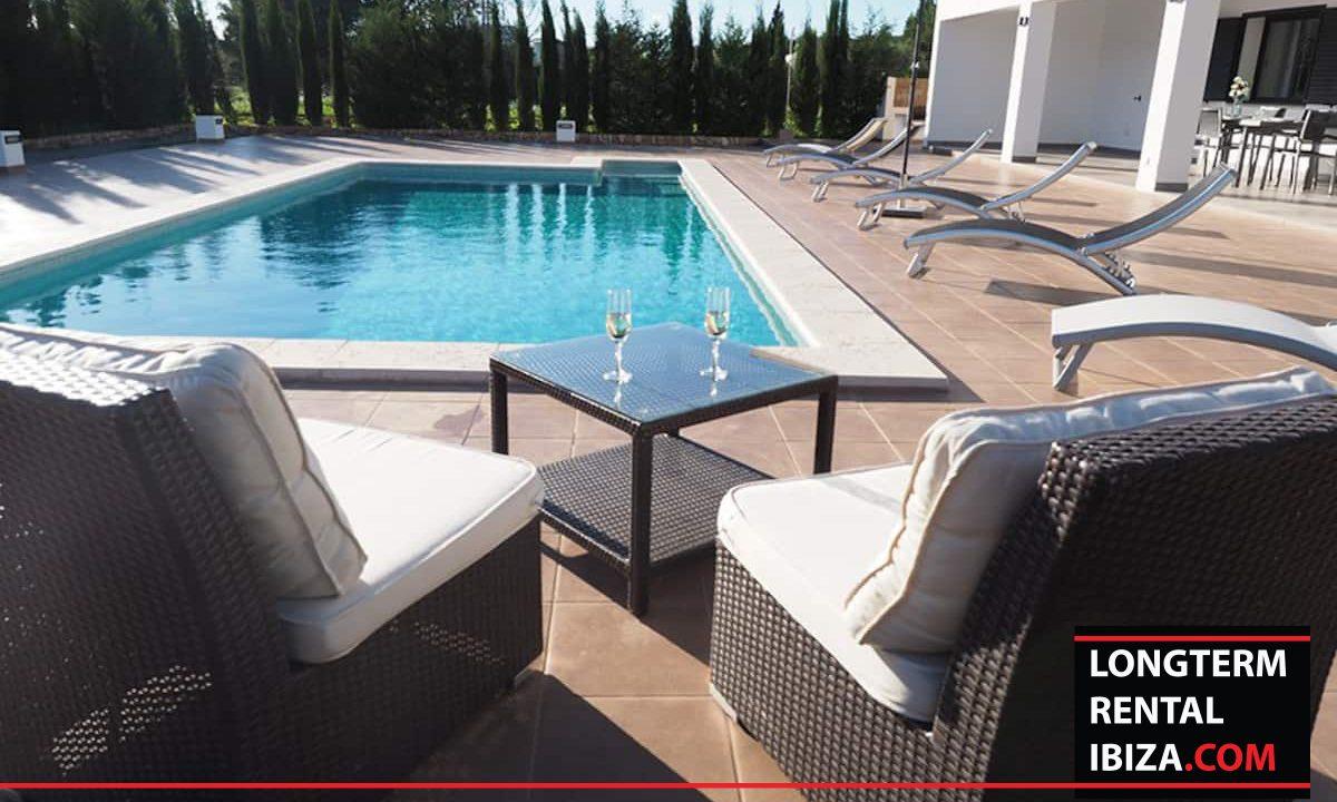 Long term rental Ibiza - Villa Central 4