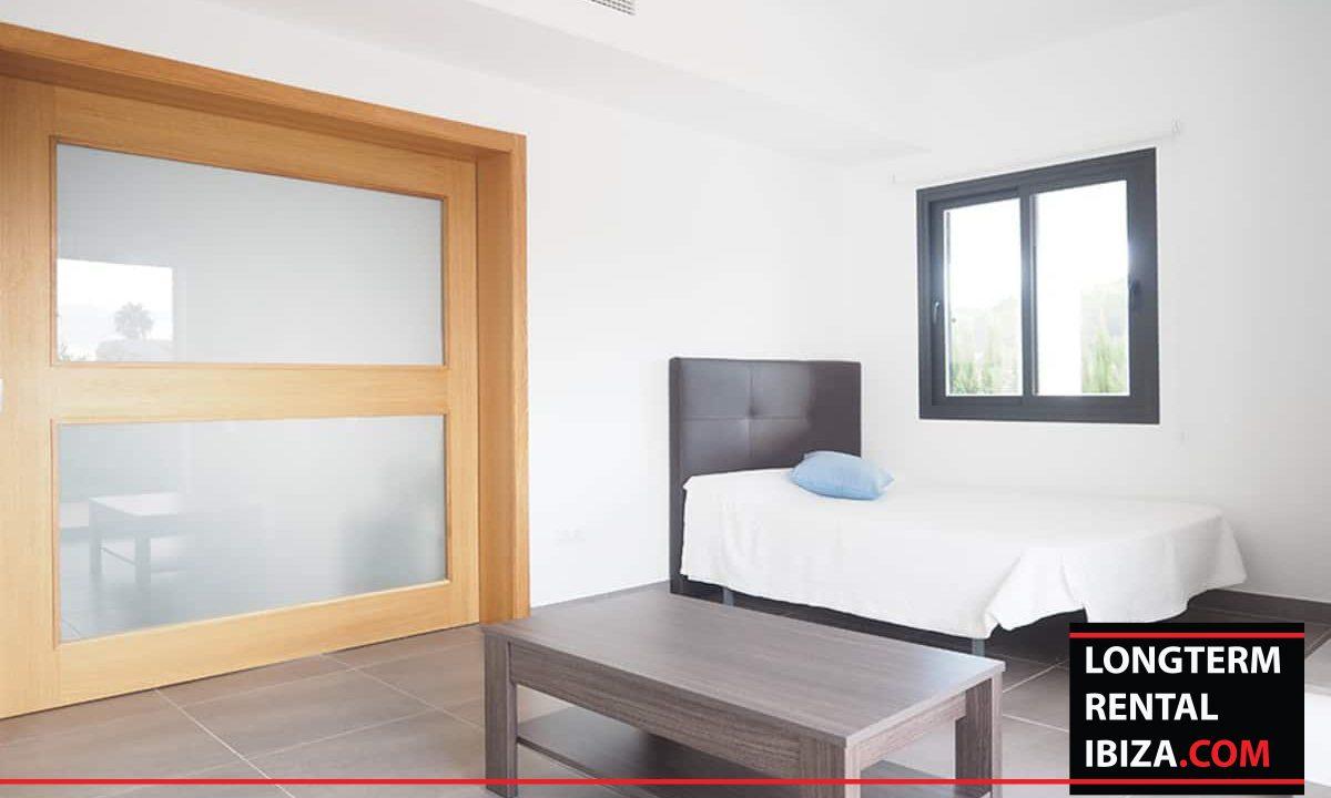 Long term rental Ibiza - Villa Central 6