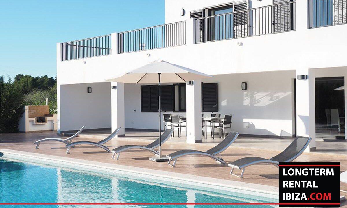 Long term rental Ibiza - Villa Central 7