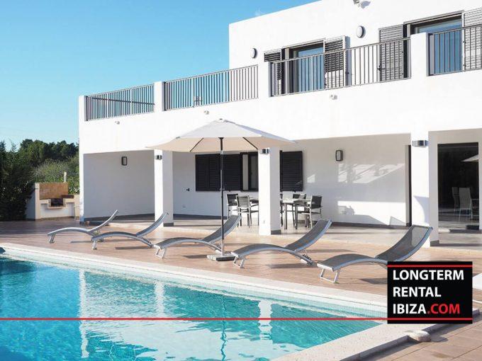 Long term rental Ibiza - Villa Central