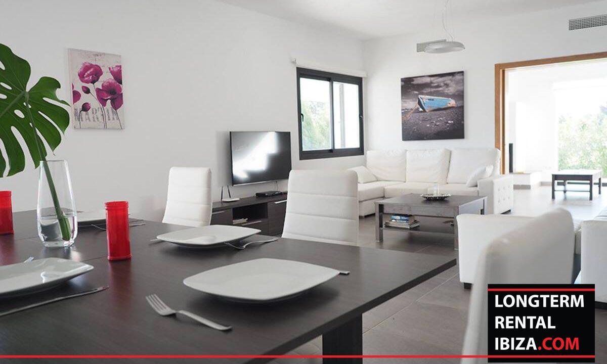 Long term rental Ibiza - Villa Central 8
