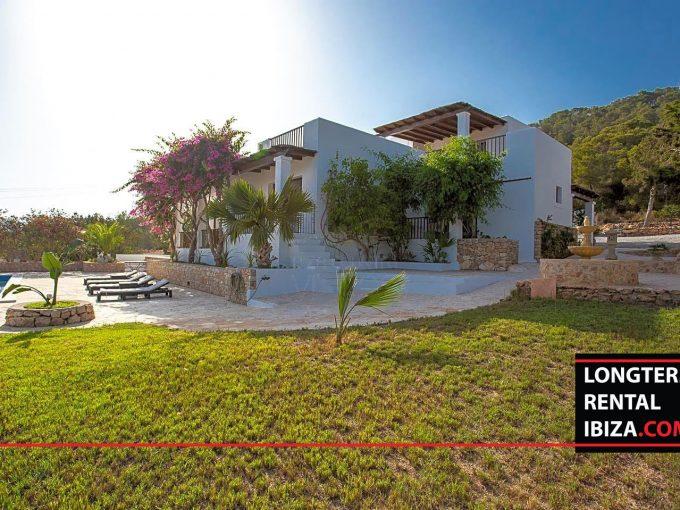 Long term rental Ibiza - Villa Hacienda