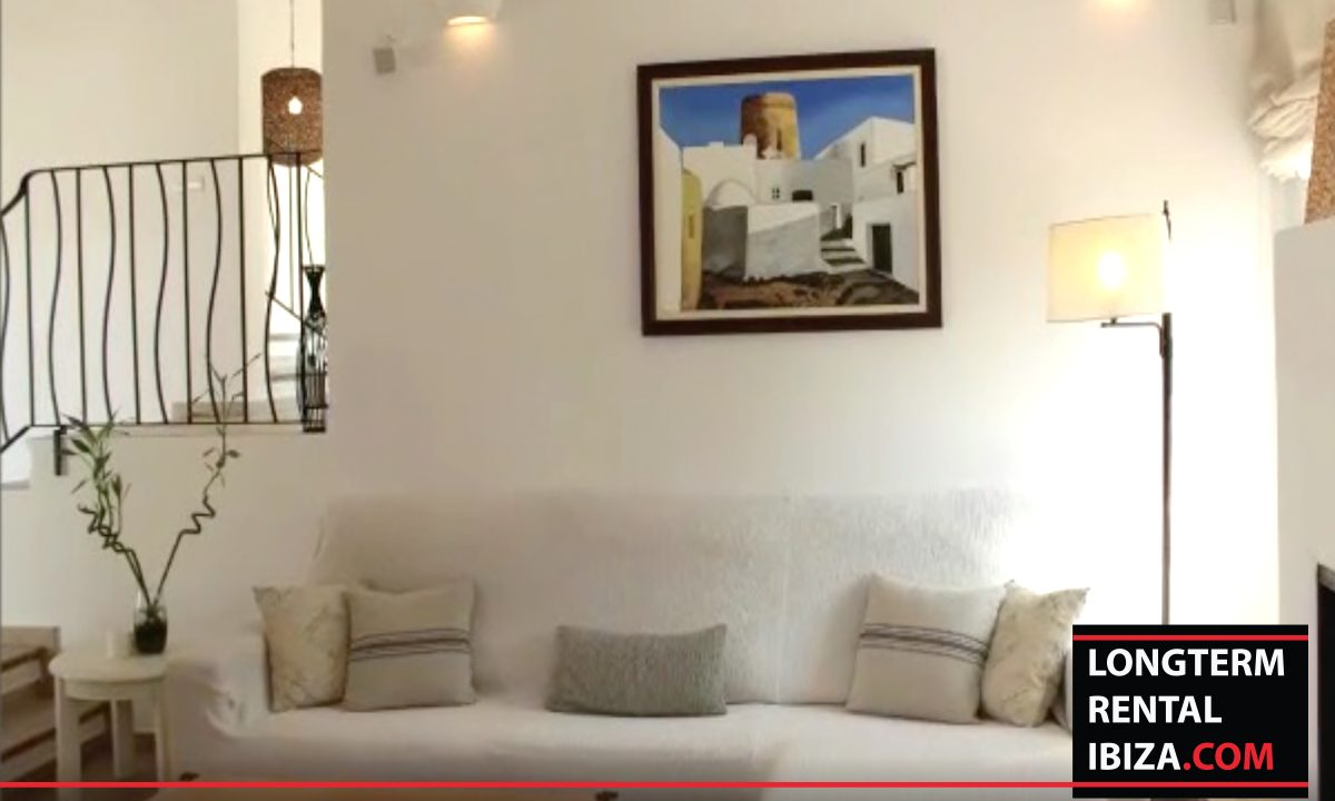 Long term rental Ibiza - Villa Renzo 1