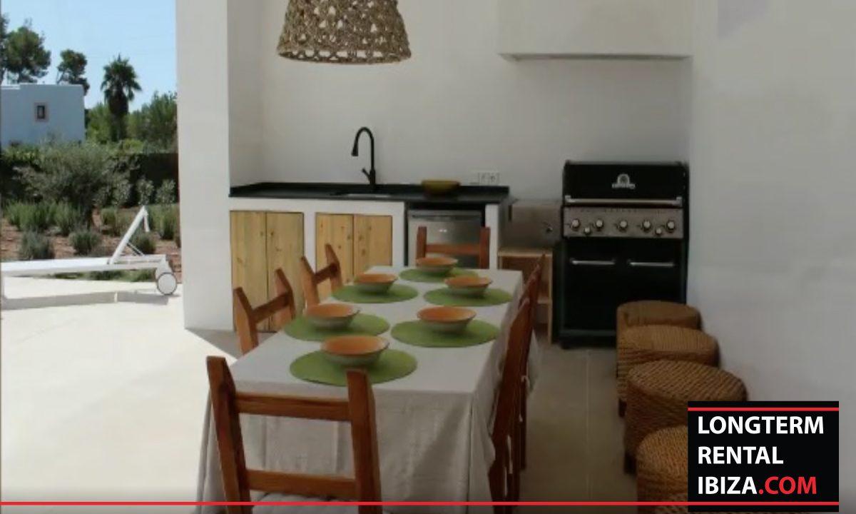 Long term rental Ibiza - Villa Renzo 18