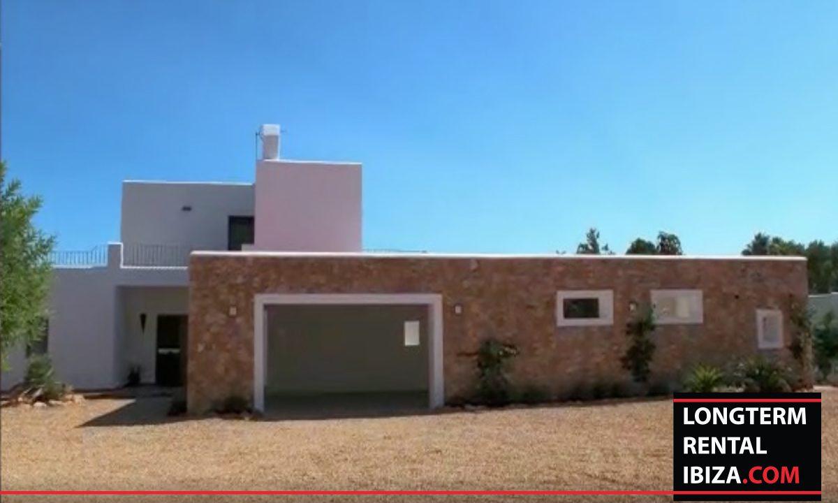 Long term rental Ibiza - Villa Renzo 24
