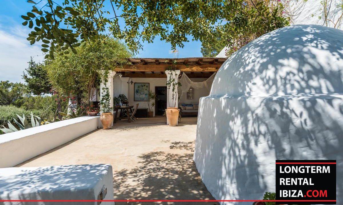 Long term rental Ibiza - Villa Yoga 10