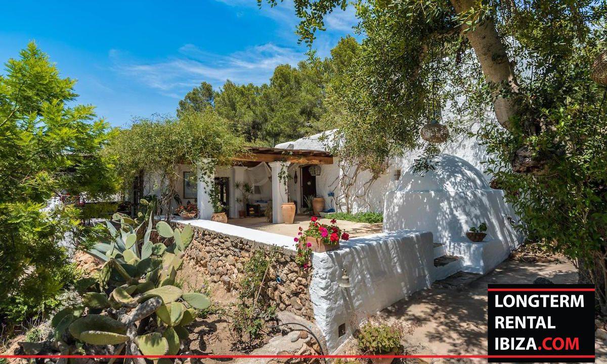 Long term rental Ibiza - Villa Yoga 11