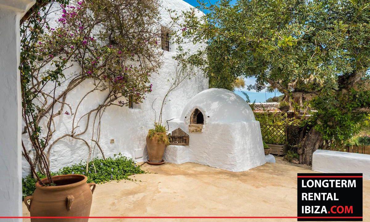 Long term rental Ibiza - Villa Yoga 12