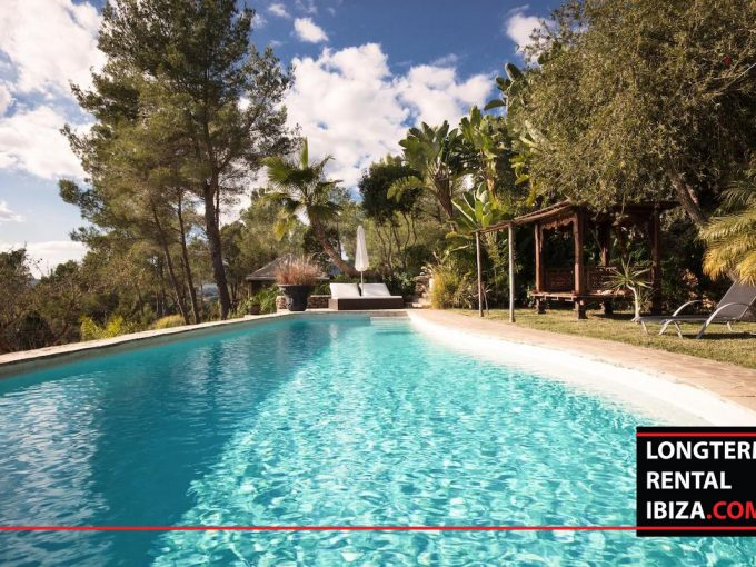 Long term rental Ibiza - Villa Yoga