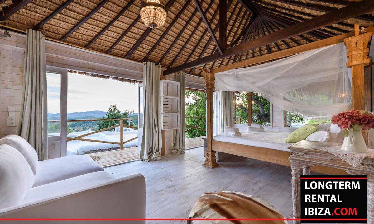 Long term rental Ibiza - Villa Yoga 26
