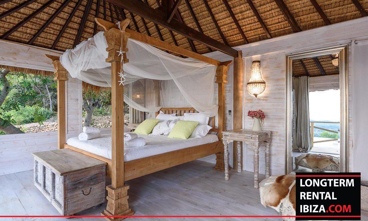 Long term rental Ibiza - Villa Yoga 30