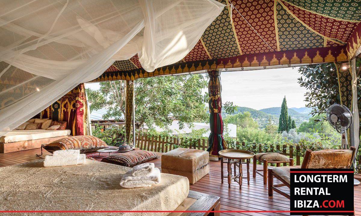 Long term rental Ibiza - Villa Yoga 40
