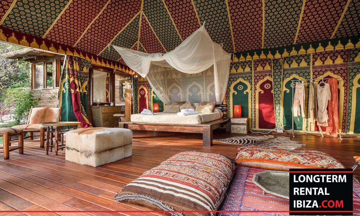 Long term rental Ibiza - Villa Yoga 43