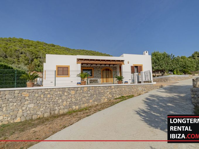 Long term rental Ibiza Casa T