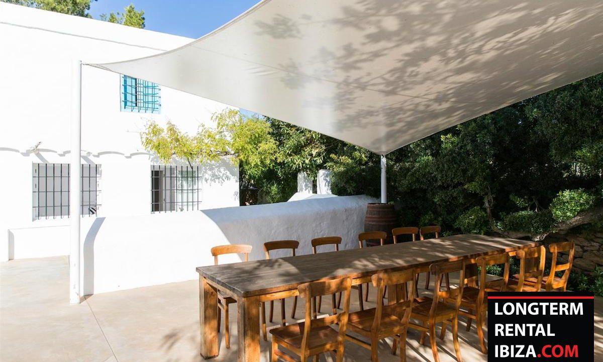 Long term rental Ibiza - FInca Month Blanc 10