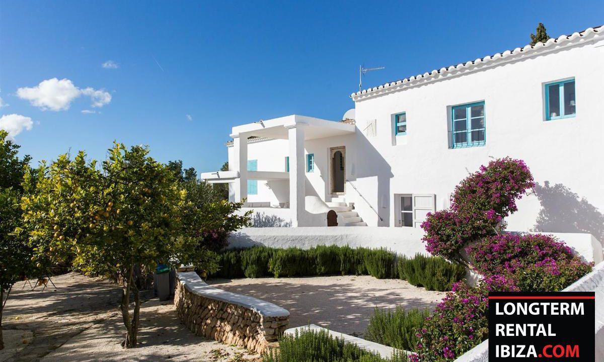 Long term rental Ibiza - FInca Month Blanc 11