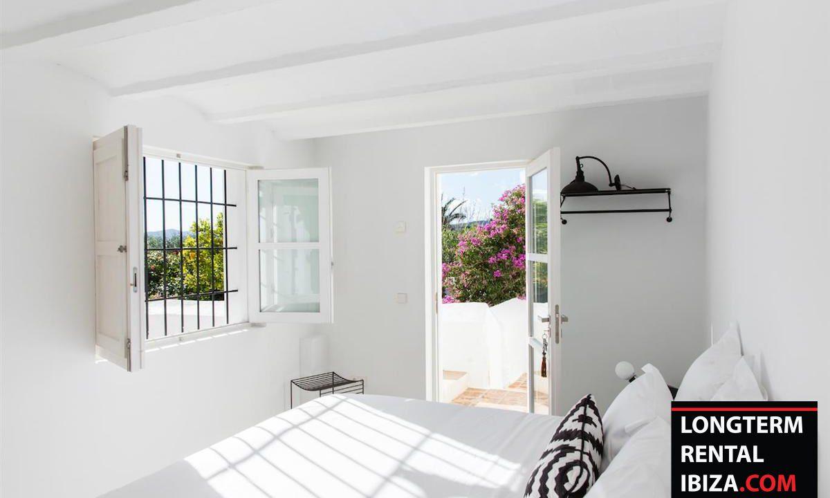 Long term rental Ibiza - FInca Month Blanc 12