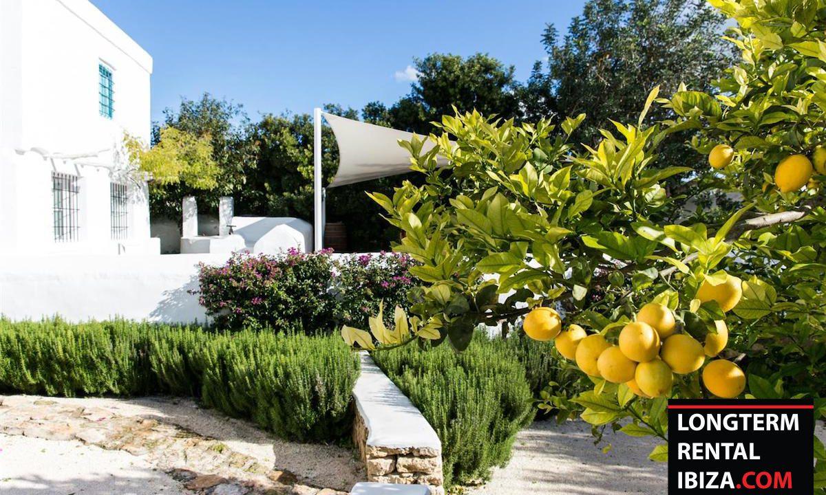 Long term rental Ibiza - FInca Month Blanc 14