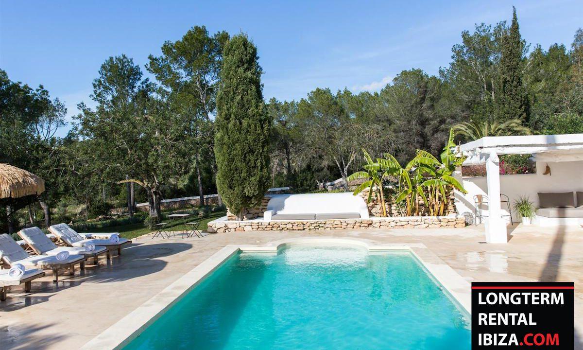 Long term rental Ibiza - FInca Month Blanc 16