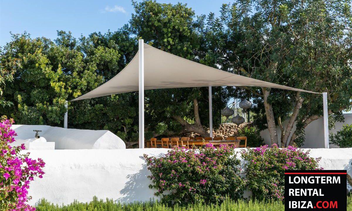 Long term rental Ibiza - FInca Month Blanc 17