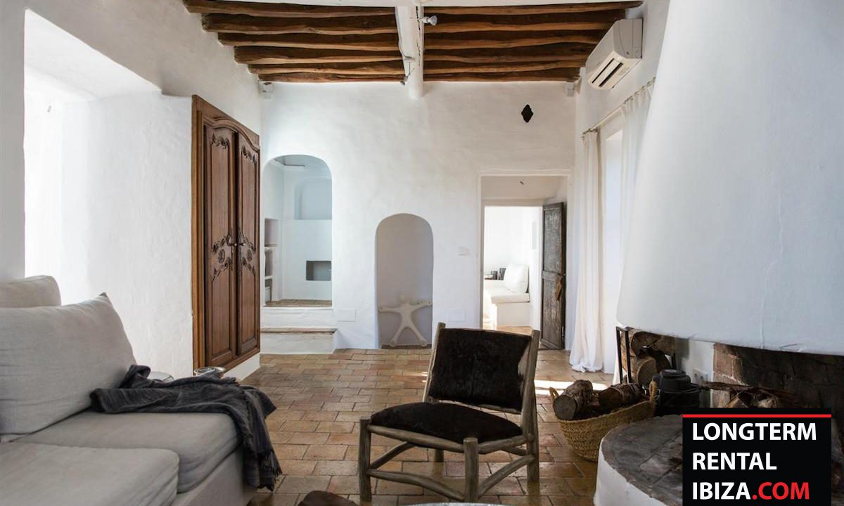 Long term rental Ibiza - FInca Month Blanc 19