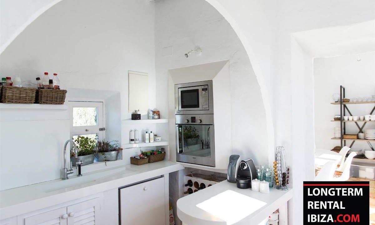 Long term rental Ibiza - FInca Month Blanc 2